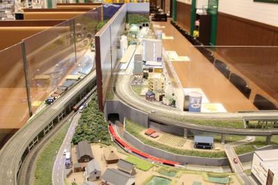 ららぽーと富士見 鉄道模型