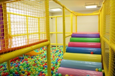 KIDS-USカラフルな階段