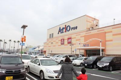 Ario 駐車場