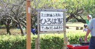 ミニ鉄道ひろば駅