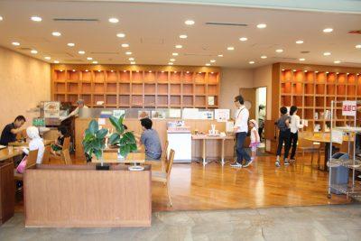 ふれーゆ カフェレストラン