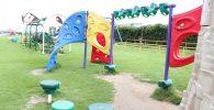 子供が楽しめる川崎競馬場の遊具
